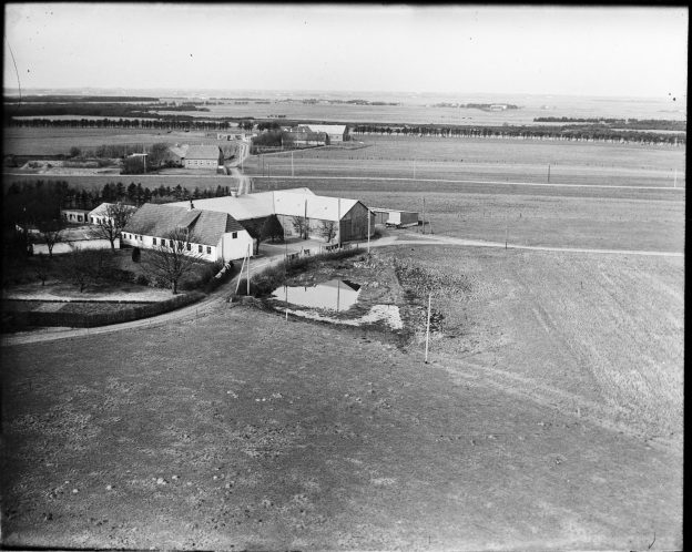 Kokspang Hedevej 17 - fra 1953
